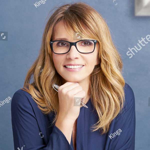Portrait of Marcy Dash Friedman