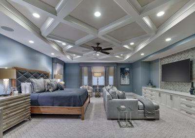 Lower Gwynedd Estate bedroom